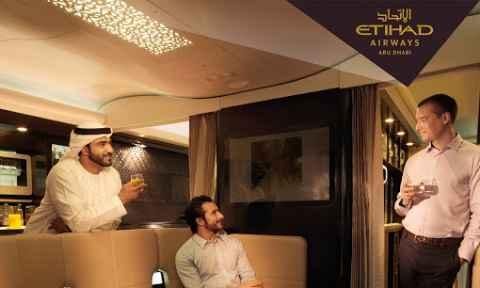 Vé máy bay Etihad Airways khuyến mãi
