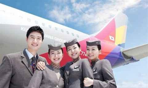 Asiana Airlines Khuyến Mãi Mới Đi Hàn Quốc Chỉ 210 USD