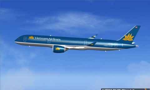 Vietnam Airlines Khuyến Mãi Cuối Năm Chỉ 399.000