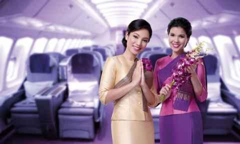 Thai Airways Khuyến Mãi Đi Thái Khứ Hồi Chỉ 315USD