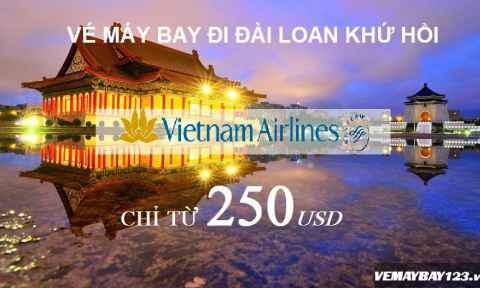 Nhanh Tay Đặt Mua Vé Máy Bay Đi Đài Loan Khứ Hồi Chỉ 250 USD