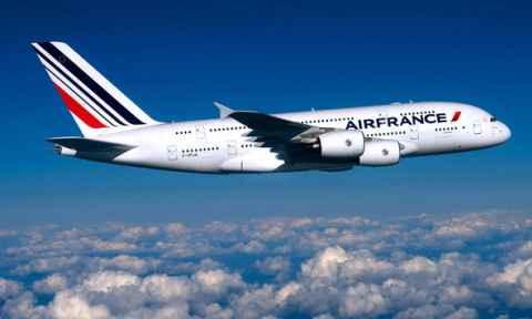 Air France Khuyến Mãi Đi Châu Âu Hạng Deluxe