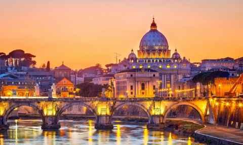Thai Airway khuyến mãi giá vé đi Rome Ý