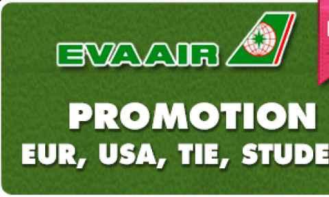 Eva Air Khuyến Mãi Đi Mỹ Khứ Hồi Cực Sốc: Chỉ 677 USD