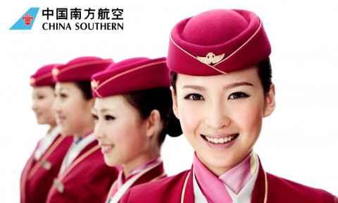 Vé Máy Bay China Southern Đi Trung Quốc Chỉ Từ 99 USD