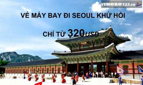 Asiana Airlines Khuyến Mãi Khứ Hồi Đi Hàn Quốc Chỉ 320 USD