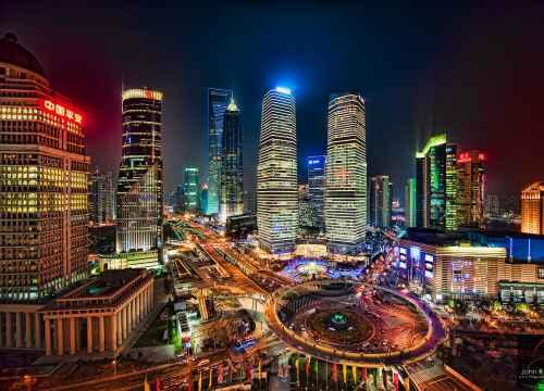 Cập nhật  lịch bay mùa mới Thượng Hải & Bắc Kinh