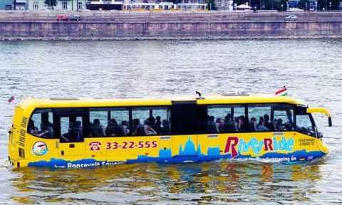 Tp. Hồ Chí Minh chuẩn bị có tuyến xe bus trên sông vào tháng 6/2017