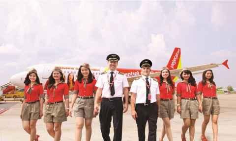 Vietjet Air sẽ mở khai thác đường bay từ TP.Hồ Chí Minh đi Jakarta, sau đó là Bali?