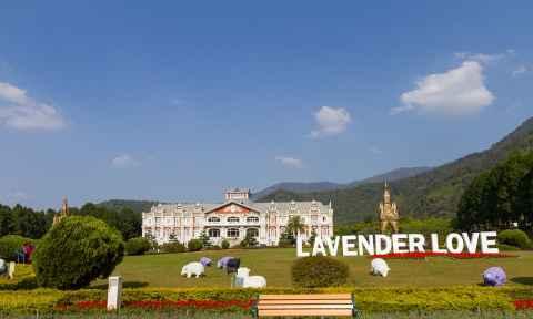 Địa điểm du lịch Đài Trung