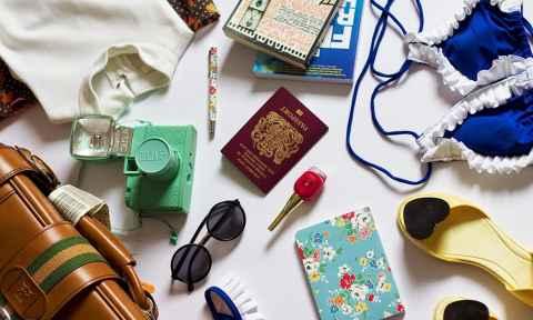 Thời trang đi du lịch Đài Loan