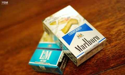 Mang thuốc lá vào Mỹ