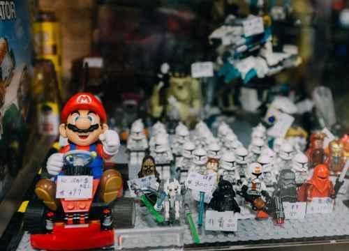 Đài Loan có gì để mua