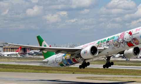 Hãng máy bay EVA Air