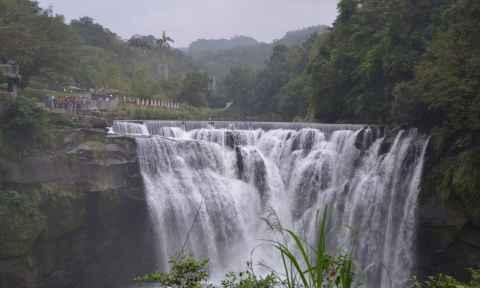 Đi du lịch bụi Đài Loan