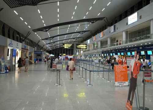 Những sân bay đi Los Angeles tại Việt Nam