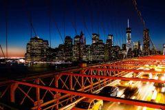 Thành phố New York về đêm