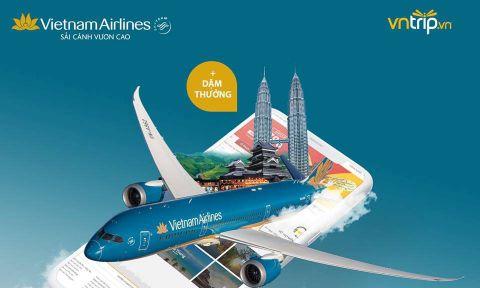 Vé máy bay đi Canada Vietnam Airline