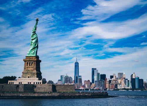 Vé máy bay đi New York Mỹ
