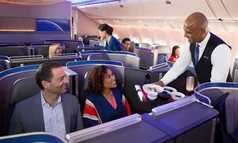 Vé máy bay đi Canada 2019 United Airline