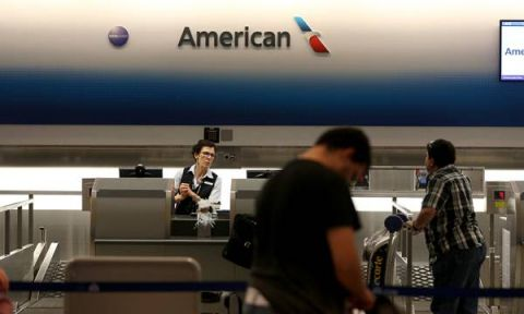 Vé máy bay đi Canada 2019 American Airline