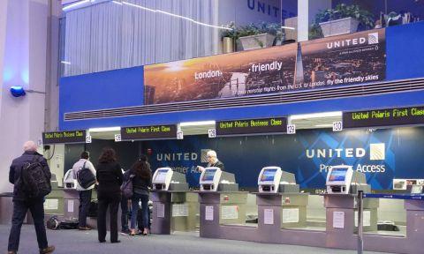 Vé máy bay đi Los Angeles 2019 United Airline