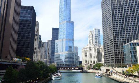 Vé máy bay đi Chicago 2019 EVA Air