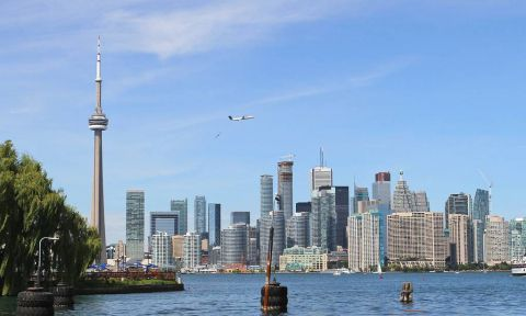 Vé máy bay đi Toronto 2019 EVA Air