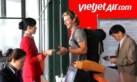 Vé máy bay đi Chicago 2019 Vietjet Air