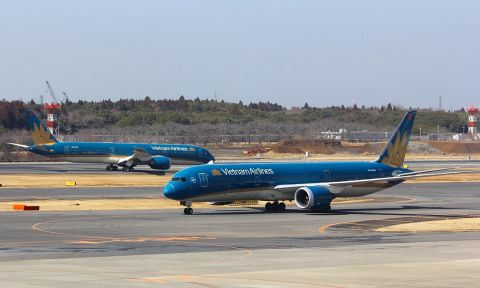 Vé máy bay đi Washington 2019 Vietnam Airline