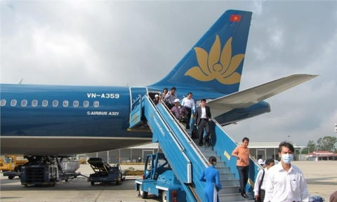 Vé máy bay đi San Diego 2019 Vietnam Airline