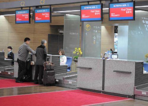 Vé máy đi Vancouver 2019 Korean Air