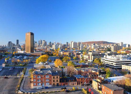 Vé máy bay đi Montreal 2019 United Airline