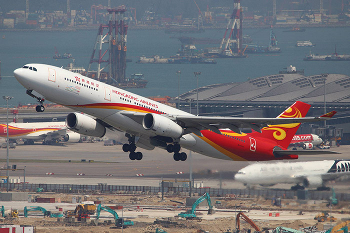 Hong Kong Airlines 1