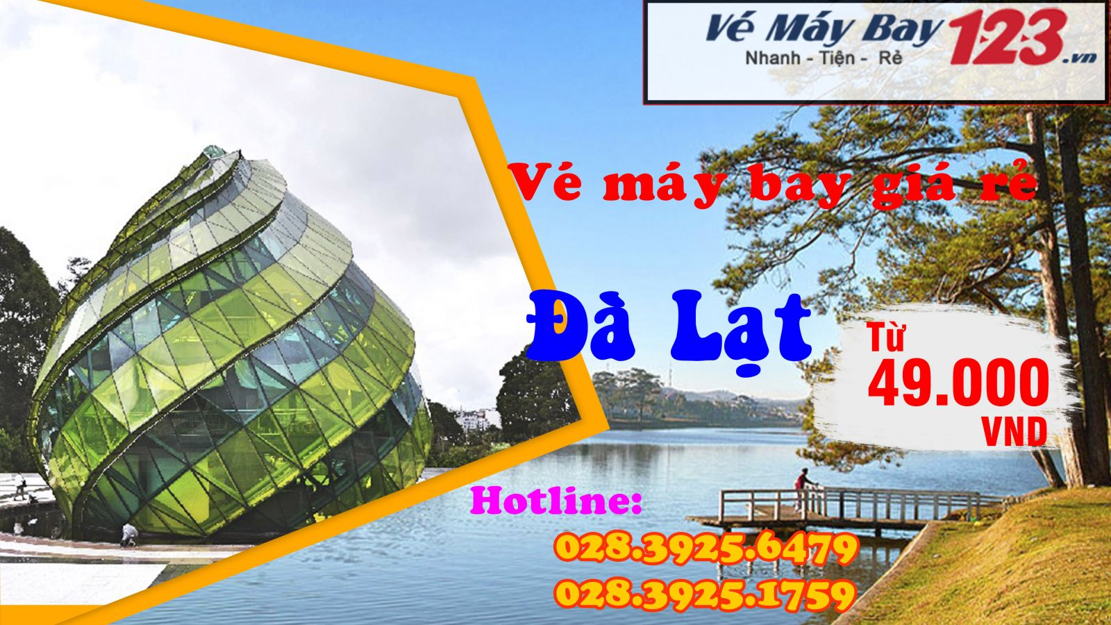 VE MAY BAY GIA RE DI DA LAT