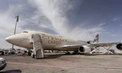 Etihad Airways - Hãng hàng không thượng hạng