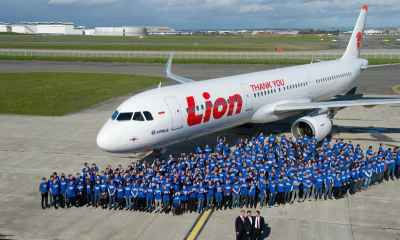 Lion Air - Hãng hàng không giá rẻ