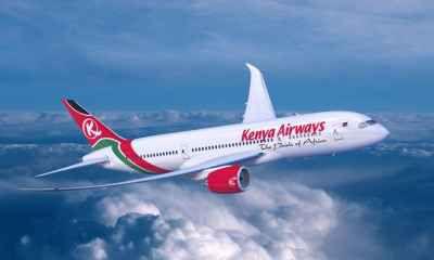 Hãng Hàng Không Kenya Airways