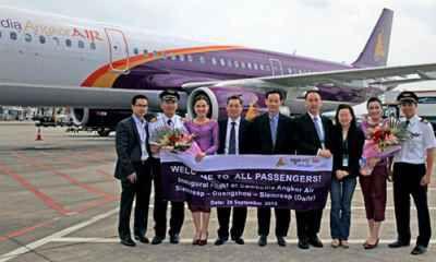 Hãng Hàng Không Cambodia Angkor Air