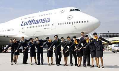Hãng Hàng Không Lufthansa Cargo
