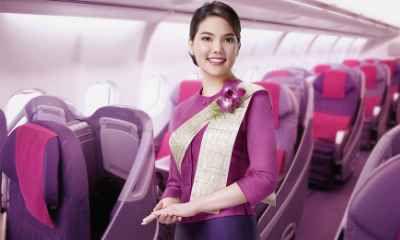 Thai Airways - Hãng Hàng Không Quốc Gia Thái Lan