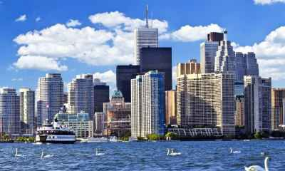 Vé Máy Bay Đi Toronto Canada Giá Chỉ Từ 299 USD