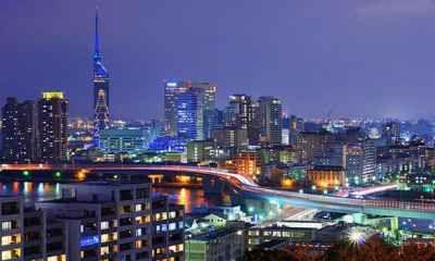 Vé máy bay đi Fukuoka giá rẻ