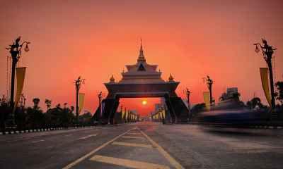 Vé Máy Bay Đi Khon Kaen - Thái Lan Giá Rẻ