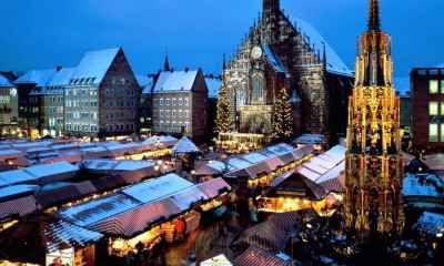 Vé Máy Bay Đi Nuremberg - Đức Giá Rẻ