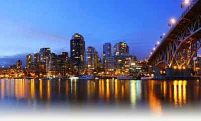 Vé Máy Bay Đi British Columbia Giá Rẻ