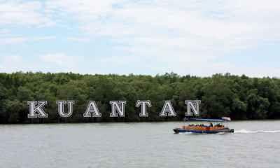 Vé máy bay đi Kuantan giá rẻ