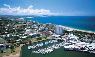 Vé Máy Bay Đi Sunshine Coast Giá Rẻ