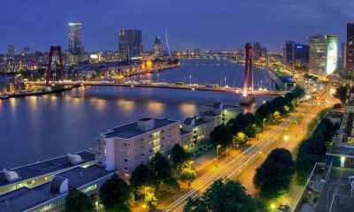 Vé Máy Bay Đi Rotterdam Giá Rẻ