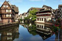 Vé Máy Bay Đi Strasbourg - Pháp Giá Rẻ